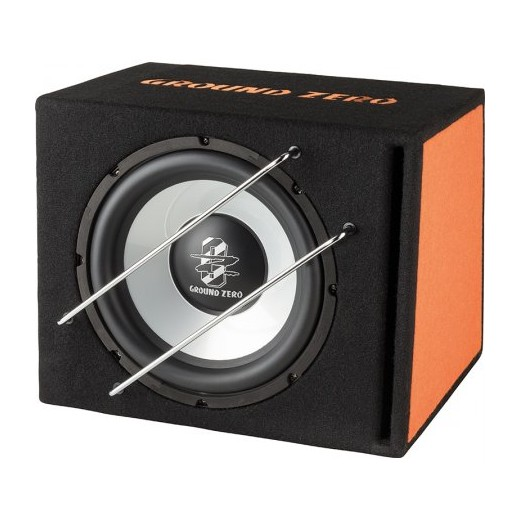 Subwoofer Ground Zero GZIB 250BR-ACT