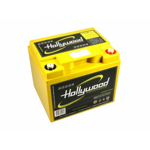 Autobaterie Hollywood SPV 45