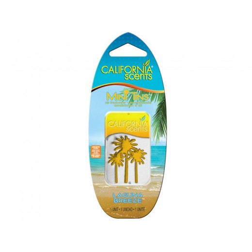 Vůně California scents Mini Tins Laguna Breeze - vůně moře