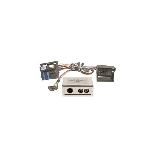 ConnectS2 AUX adaptér pro autorádia BMW