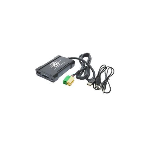 CONNECTS2 USB / AUX VSTUP TOYOTA / PEUGEOT / CITROEN