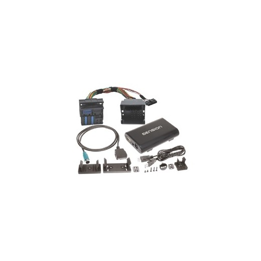 DENSION GATEWAY 300 IPOD / USB / AUX VSTUP ŠKODA / VW / SEAT