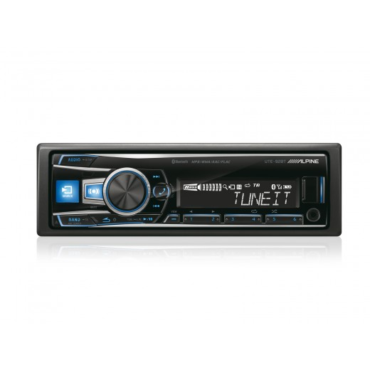 Autorádio s Bluetooth Alpine UTE-92BT