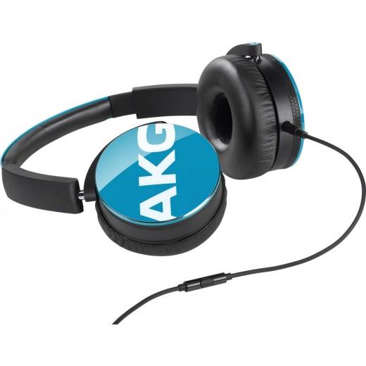 Náhlavní sluchátka AKG Y50 TEL