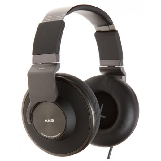 Náhlavní sluchátka AKG K550