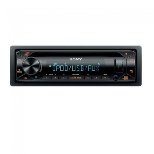 Autorádio s USB Sony CDX-G3300UV