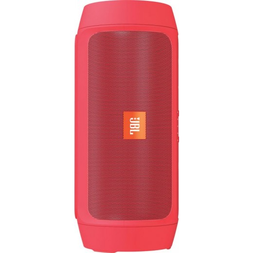 Přenosný reproduktor JBL Charge 2+ Red