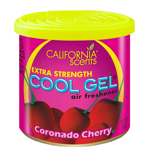 Vůně California Scents Cool Gel Coronado Cherry - Višeň