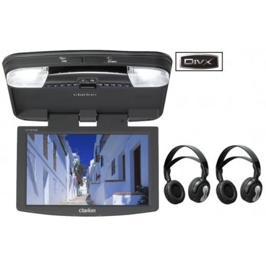 Stropní monitor Clarion VT1510E