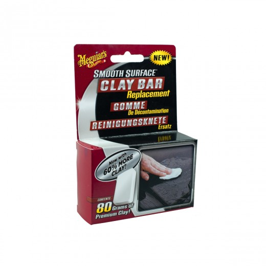 Kostka Claye Meguiar's Smooth Surface Clay Bar Replacement (80 g)