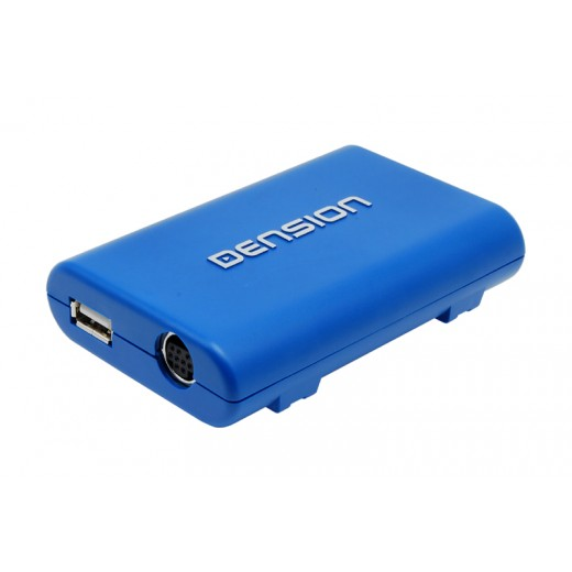 Dension Gateway Lite3 BT HF sada + iPhone / iPod / USB vstup pro BMW