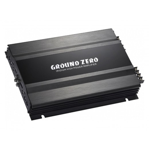 Zesilovač Ground Zero GZIA 4115HPX-B