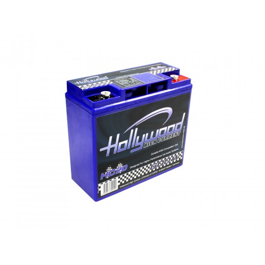 Autobaterie Hollywood HC 20
