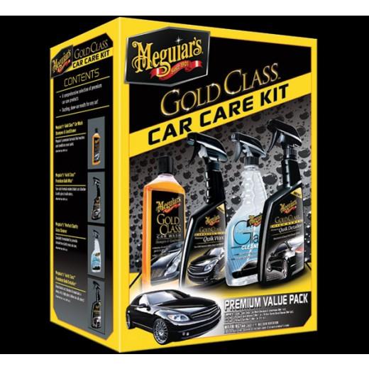 Meguiars gold class care kit