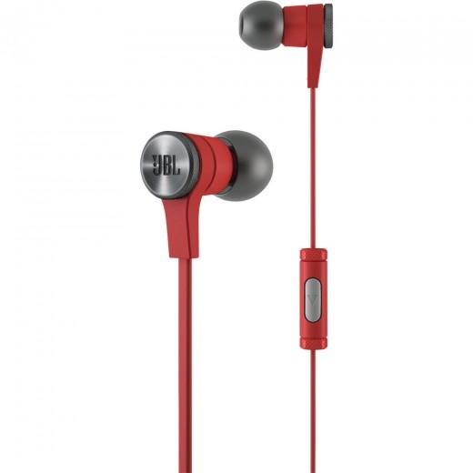 Sluchátka JBL E10 RED