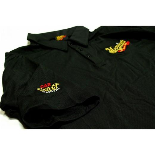 Meguiars originální tričko s límečkem S