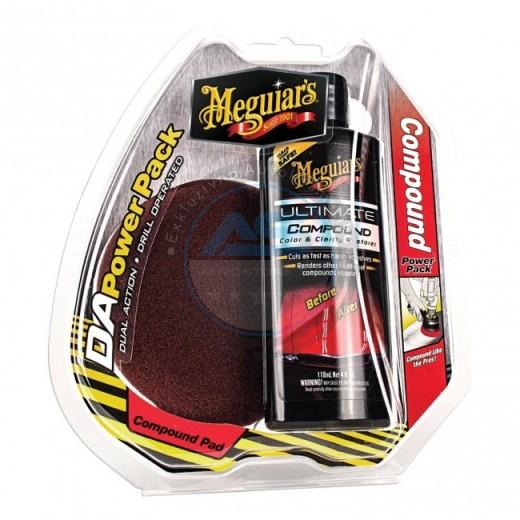Meguiars DA Power Pack Compound