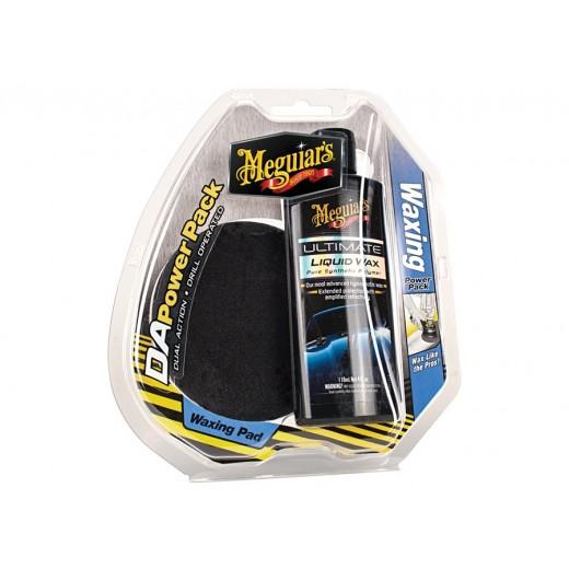 Meguiars DA Power Pack Wax