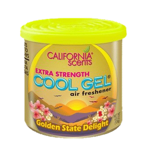 Vůně California Scents Cool Gel Golden State Delight - gumoví medvídci