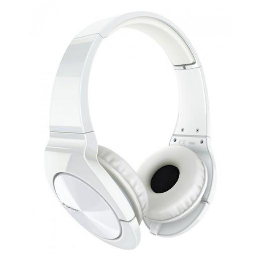 Náhlavní sluchátka Pioneer SE-MJ751-W