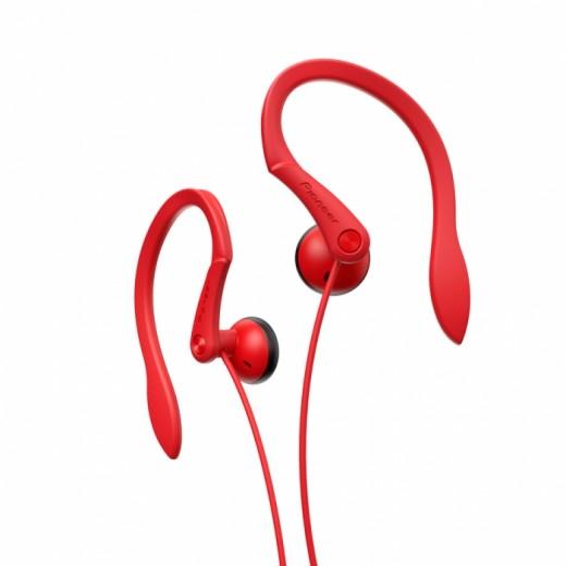 Závěsná sluchátka Pioneer SE-E511-R