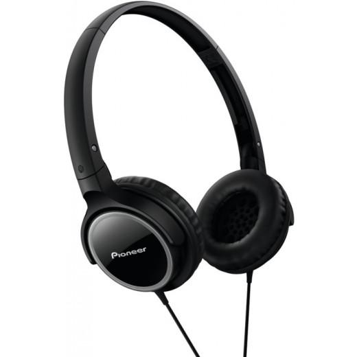 Náhlavní sluchátka Pioneer SE-MJ512-K