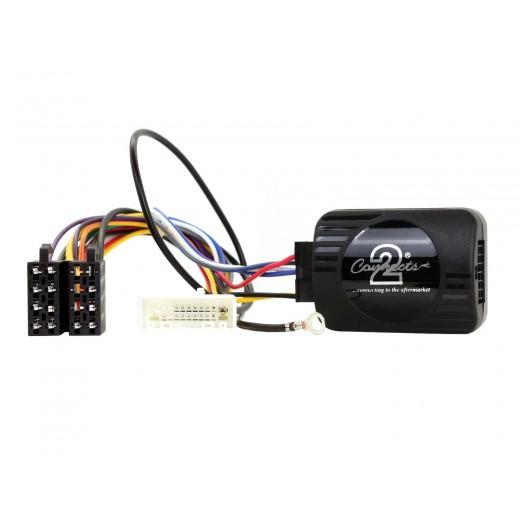Connects2 SWC NIS 01 adaptér ovládání na volantu Nissan Micra, Pathfinder, Qashqai, X-Trail, Navara