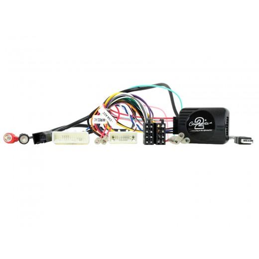 Connects2 SWC NIS 09 adaptér ovládání na volantu Nissan Qashqai, Pulsar