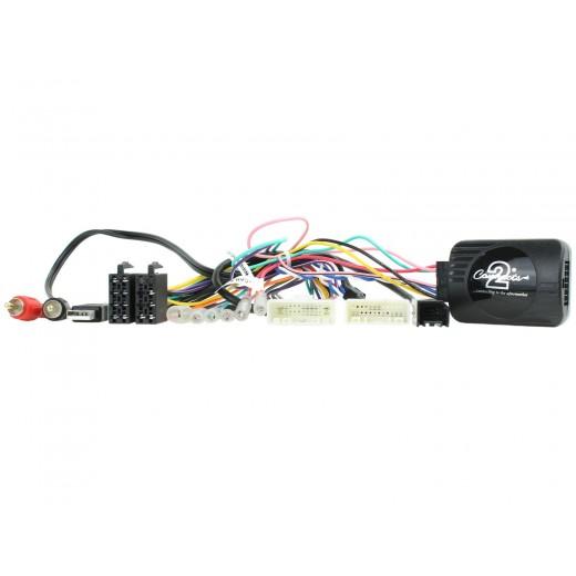 Connects2 SWC NIS 11 adaptér ovládání na volantu Nissan Pulsar, Qashqai, X-Trail