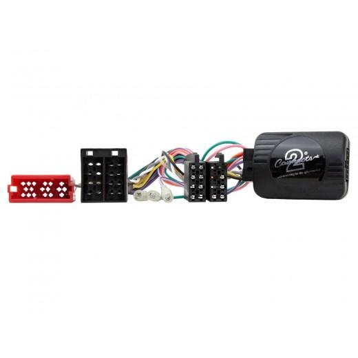 Connects2 SWC NOR 05 adaptér ovládání na volantu Opel Vivaro / Renault Trafic / Nissan Primastar