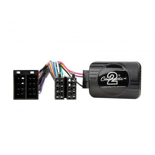 Connects2 SWC OPL 01 adaptér ovládání na volantu Opel Corsa, Astra, Vectra, Omega, Meriva, Zafira, Vivaro
