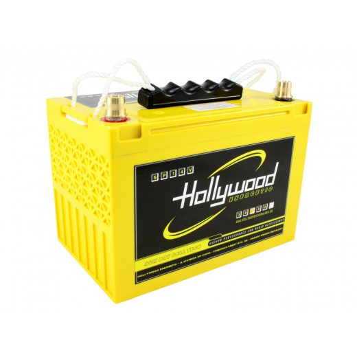 Autobaterie Hollywood SP14V 50
