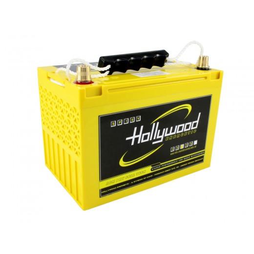 Autobaterie HOLLYWOOD SP16V 30