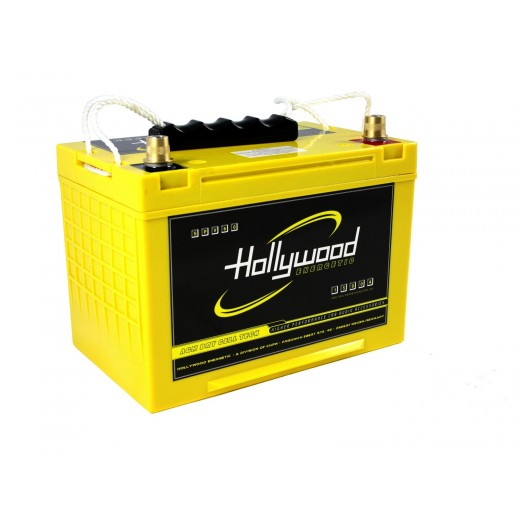 Autobaterie HOLLYWOOD SPV 60