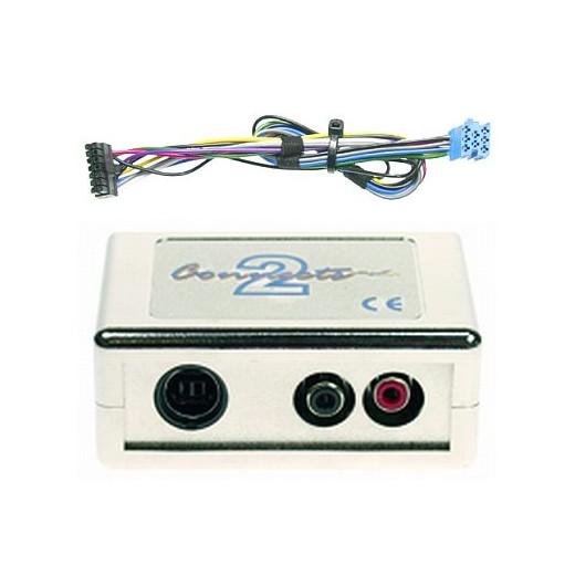 ConnectS2 AUX adaptér pro autorádia Peugeot / Citroen