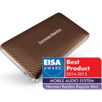 Bezdrátový reproduktor Harman Kardon Esquire Mini Brown