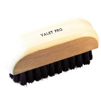 Kartáč na kůži a interiér ValetPRO Leather Brush