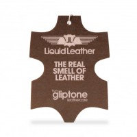Vůně do auta Gliptone Liquid Leather - Leather Scented Air Freshener