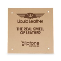 Vůně do auta Gliptone Liquid Leather - Leather Scented Aroma Pad