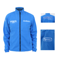 Bunda Audison Blue Softshell Jacket S