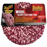 Meguiars Solo Wool Heavy Cutting Pad 7