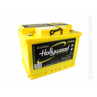 Autobaterie Hollywood DIN 60