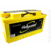 Autobaterie Hollywood DIN 100