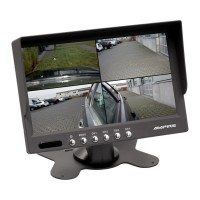 Monitor Ampire RVM070-2G