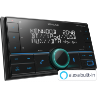 2DIN autorádio bez mechaniky Kenwood DPX-M3200BT