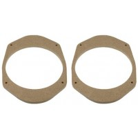 MDF redukce pod reproduktory pro Ford Mondeo