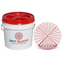 Sada Grit Guard Washing System - Red - 13 l