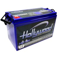 Autobaterie Hollywood HC 120