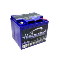 Autobaterie Hollywood HC 45