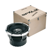 Subwoofer Helix Competition SPXL 12